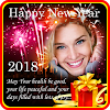 Happy New Year Photo Frame 2018 Latest Version Download