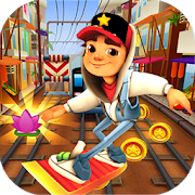 Subway Train Surf Rush 2018 For PC