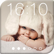 Sweet Baby Lovely Lock Screen APK