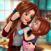 Virtual Mother Family Game: Working Mom Simulator  Latest Version Download