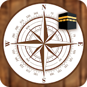 Qibla Direction Finder Locator Compass Azan Times  APK v1.0 (479)