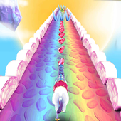 My Little Unicorn Runner 3D 2 1.1.38 Android for Windows PC & Mac