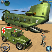 US Army Transporter Rescue Ambulance Driving Games  Latest Version Download