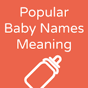 Popular Baby Names Meaning  in PC (Windows 7, 8 or 10)