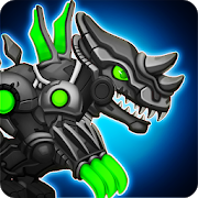 Dino Robot Wars: City Driving and Shooting Game  Latest Version Download