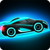 Car Games: Neon Rider Drives Sport Cars Latest Version Download
