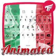Italy Keyboard Animated 3.0.6 Rust Red Android for Windows PC & Mac