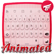 Pink wedding Keyboard Animated  Latest Version Download