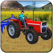 Real Tractor Driving Games 2018 New: Offroad Drive  Latest Version Download