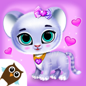 Baby Tiger Care - My Cute Virtual Pet Friend  Latest Version Download