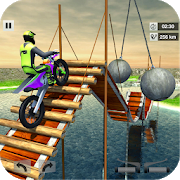 Bike Stunt Mega Tracks: Sky Ramp  Latest Version Download