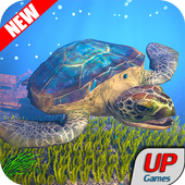 Sea Turtle Simulator 2018: Turtle Adventure games  Latest Version Download