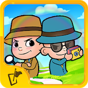 Upin Hill 4x4 Car Racing with Ipin 2018 APK