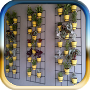 Vertical Garden Design Ideas APK