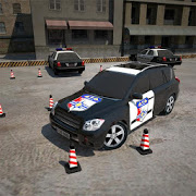 3D Police Car Parking APK