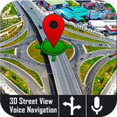 Voice GPS Navigator: Live Traffic & Transit Maps  in PC (Windows 7, 8 or 10)