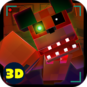 Cube Pizza 5 Horror Nights APK