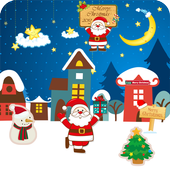 Christmas City Live Wallpaper  1.0.6 Android for Windows PC & Mac