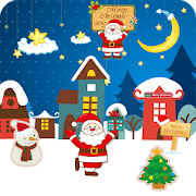 Christmas City Live Wallpaper