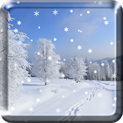 Winter Snow Live Wallpaper  HD  For PC