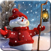 Christmas Snow Live Wallpaper  1.1.4 Android for Windows PC & Mac