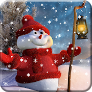 Christmas Snow Live Wallpaper  1.1.8 Android for Windows PC & Mac