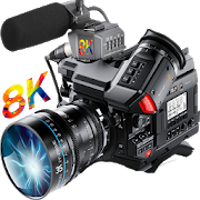 8K HD Video camera 1.0 Android Latest Version Download