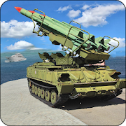 Missile War Launcher Mission - Rivals Drone Attack  APK 1.0