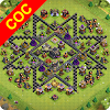 Maps of Clash Of Clans Latest Version Download