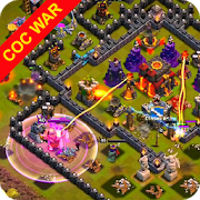 War layouts for Clash of Clans  Latest Version Download