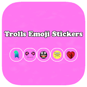 Trolls Emoji Stickers Face app in PC - Download for Windows 7, 8, 10