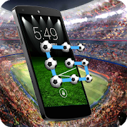 Football Pattern Live Lock-LWP  For PC