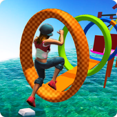 Water Park Games: Stunt Man Run 2017 Latest Version Download