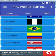 Offline Fifa World Cup Fixtures 2018 APK