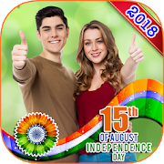 15 August 2018 Photo Frames : Indian DP Maker  APK 1.1