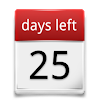 Days Left Widget in PC (Windows 7, 8 or 10)