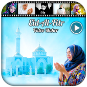 Eid-Al-Fitr - Ramadan Eid Video Maker With Music