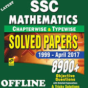 SSC Mathematics Chapter Wise Solved Paper 1999-17 1.2 Android Latest Version Download