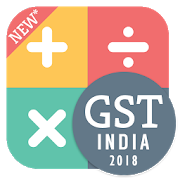 GST Calculator &  GST Rate Finder 2.1 Android for Windows PC & Mac