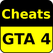 Cheats for GTA 4 APK