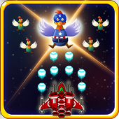 Chicken Shoot Galaxy Invaders! APK 1.0