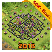 Best Base Maps for COC 2018 app in PC - Download for Windows