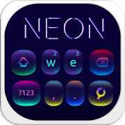 Fluorescent neon Keyboard app in PC - Download for Windows 7, 8, 10