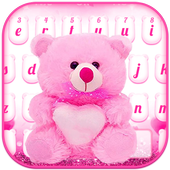 Lovely Teddy Bear Keyboard  in PC (Windows 7, 8 or 10)