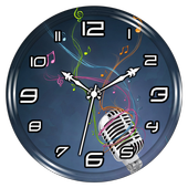 Music Clock Live Wallpaper Latest Version Download