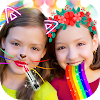 Crazy Rainbow Selfie Lense Camera Girl Makeup Cam Latest Version Download