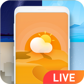 Weather Live Wallpaper for Free  Latest Version Download