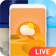 Weather Live Wallpaper for Free