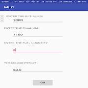 MILAGE CALCULATOR  Latest Version Download
