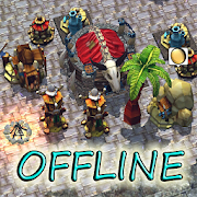 Download Anti Clash ⛺️ Tower Defense Offline Orc Clans War APK v3.48 for Android